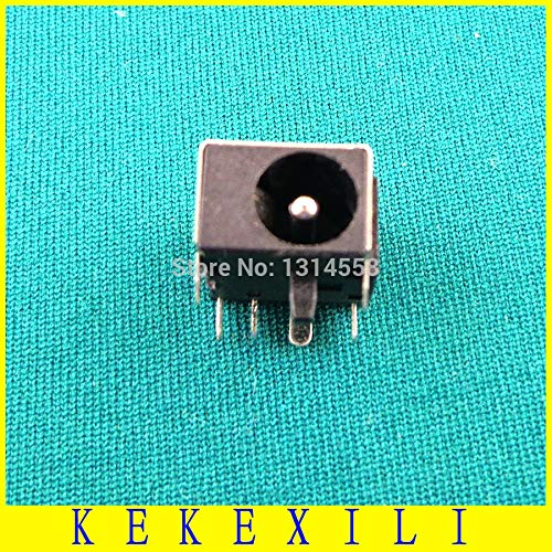 Computer Cables 5X 1.65mm Laptop DC Power Jack,Power Socket for Compaq 6720s 6820S - (Cable Length: Other) ()