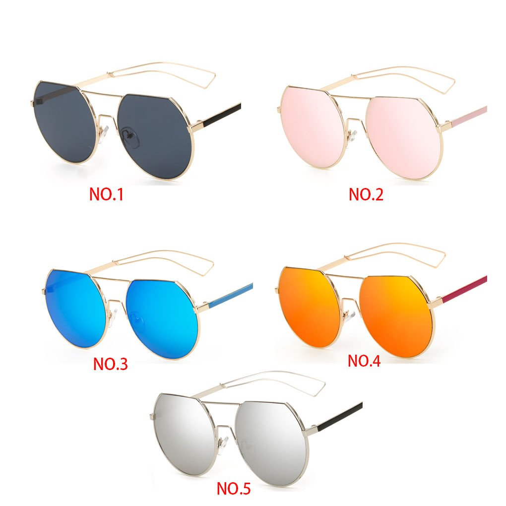 Retro Round Lens Metal Frame Sunglasses Women Men UV400 Outdoor Sun Glasses Eyewear Jiasijieke