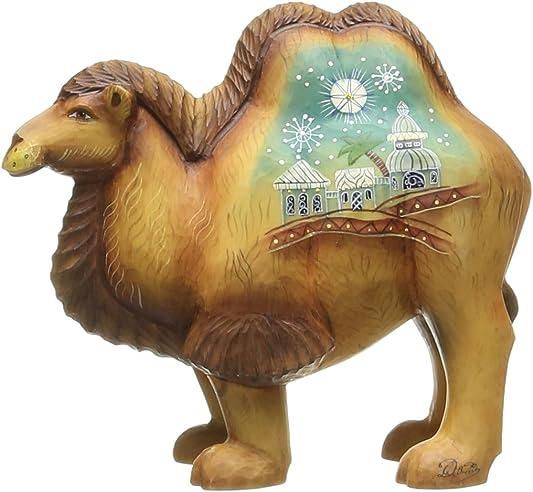 G. Debrekht 5 Inch Folk Nativity Camel