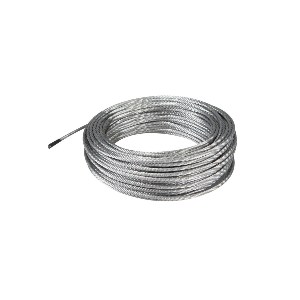 Amazon.com: 100 Ft. X 3mm Aircraft Grade Wire Rope: Home Improvement