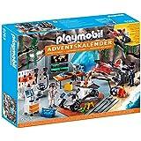 Playmobil - 9263 - Calendrier de l'Avent Top Agents Atelier de l'équipe espion