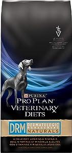 Purina Pro Plan Veterinary Diets DRM Naturals Dermatologic Management Formula Dry Dog Food 6 lb