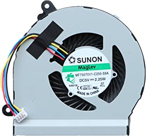 MiniPC CPU Fan for Asus VivoPC VM62N VM65 VM65N CPU Cooling Fan SUNON MF75070V1-C250-S9A
