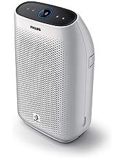 Philips Purificatore d'Aria AC1215/10 con Tecnologia VitalShield IPS e Filtro Nanoprotect, Superficie 63 m², Bianco