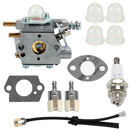 Wt-424 Carburador Carb Adapta Para Echo Srm2400 Srm2410 ...