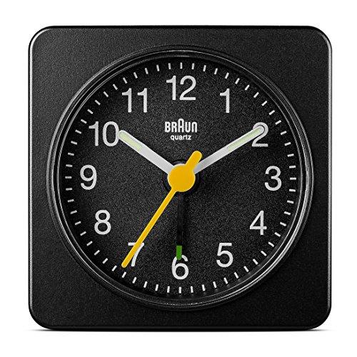 Zeon Braun Classic Travel Alarm Clock
