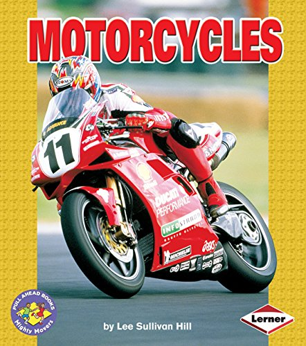 Motorcycles (Pull Ahead Books)
