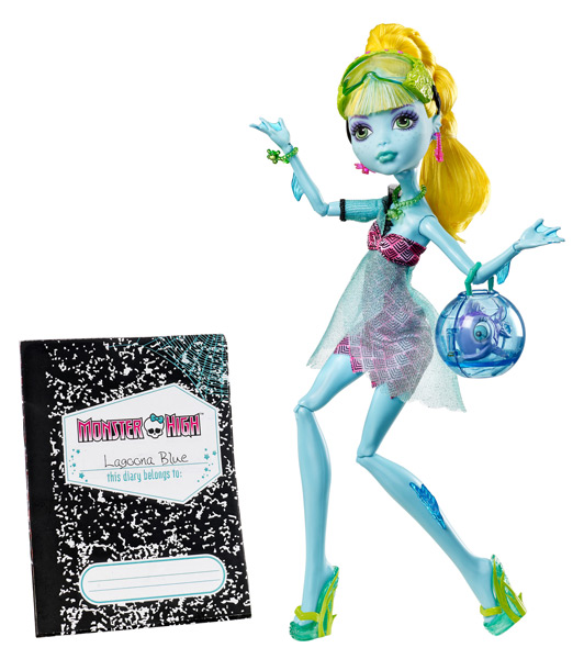 Monster high 13 wishes lagoona blue toys games - 13 souhait monster high ...