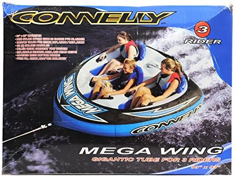 Connelly Mega Wing 3人用チューブ(ブルー)