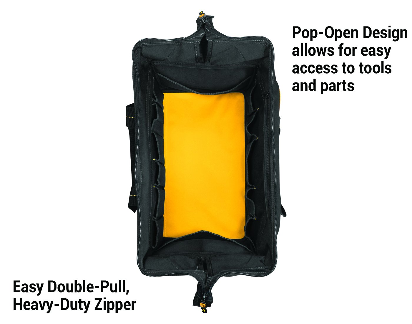 DEWALT DG5553 Tool Bag, 18 in. 28 Pocket by DEWALT
