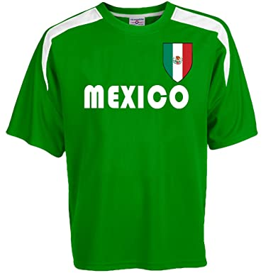 5b815fb42224d Custom Mexico Soccer Jersey Personalized with Your Names and Numbers