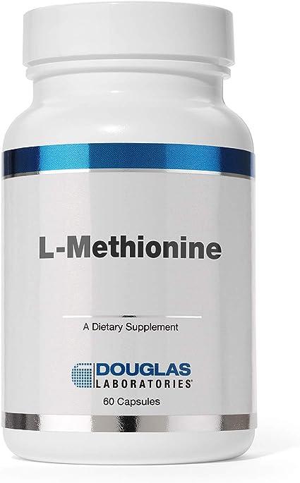 Douglas Laboratories L Metionina Scavenger Radical Libre Apoya La Función Normal Del Hígado Y Neurológica Y Las Defensas Antioxidantes 60 Cápsulas Health Personal Care