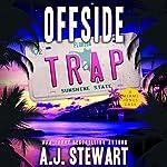 Offside Trap: Miami Jones Florida Mystery Series, Book 2 | A. J. Stewart