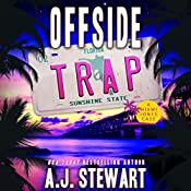Offside Trap: Miami Jones Florida Mystery Series, Book 2 | A. J. Stewart