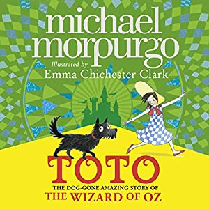Toto: The Dog-Gone Amazing Story of the Wizard of Oz Audiobook