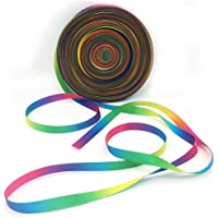 Limeo Arco Iris Bandas Banda Decorativa Satin Cinta