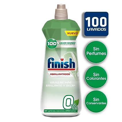 Finish 0% Abrillantador para Lavavajillas - 400 ml