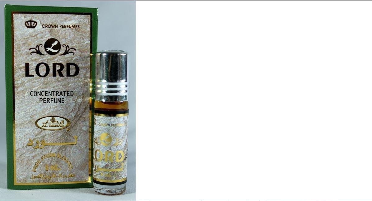 Profumo concentrato Lord Perfurme Oil - 6ml da Al Rehab