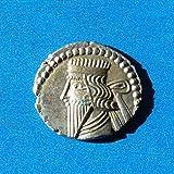 140 IR Parthia Mithradates IV Drachm Very Good