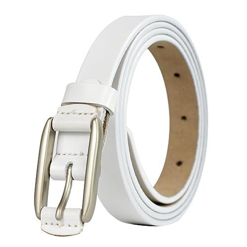 La Sra Cinturón Fino Cinturón De Cuero Cinturón De Hebilla En La Moda Decoración Sencilla Con