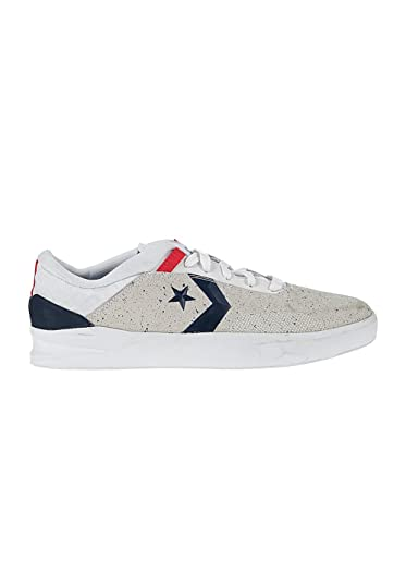Converse CONS METRIC CLS OX mens skateboarding-shoes 151417C_7.5 - WHITE/ BLACK