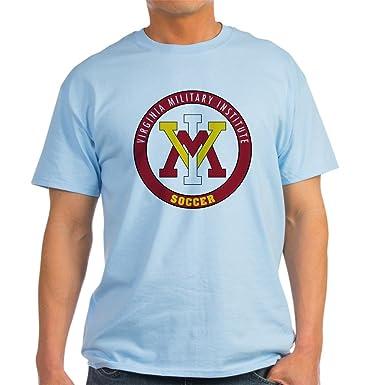 b0839ef2dc3c55 CafePress VMI Virginia Military Institute Cadets T-Shirt 100% Cotton T-Shirt  Light