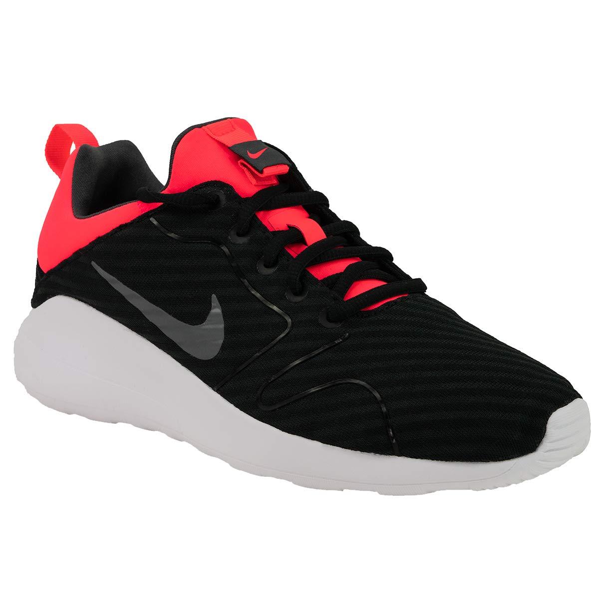 7123127aae3c Galleon - NIKE Men s Kaishi 2.0 SE Running Shoes Black Grey Solar Red 9.5