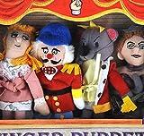 : Nutcracker Suite Finger Puppet Set