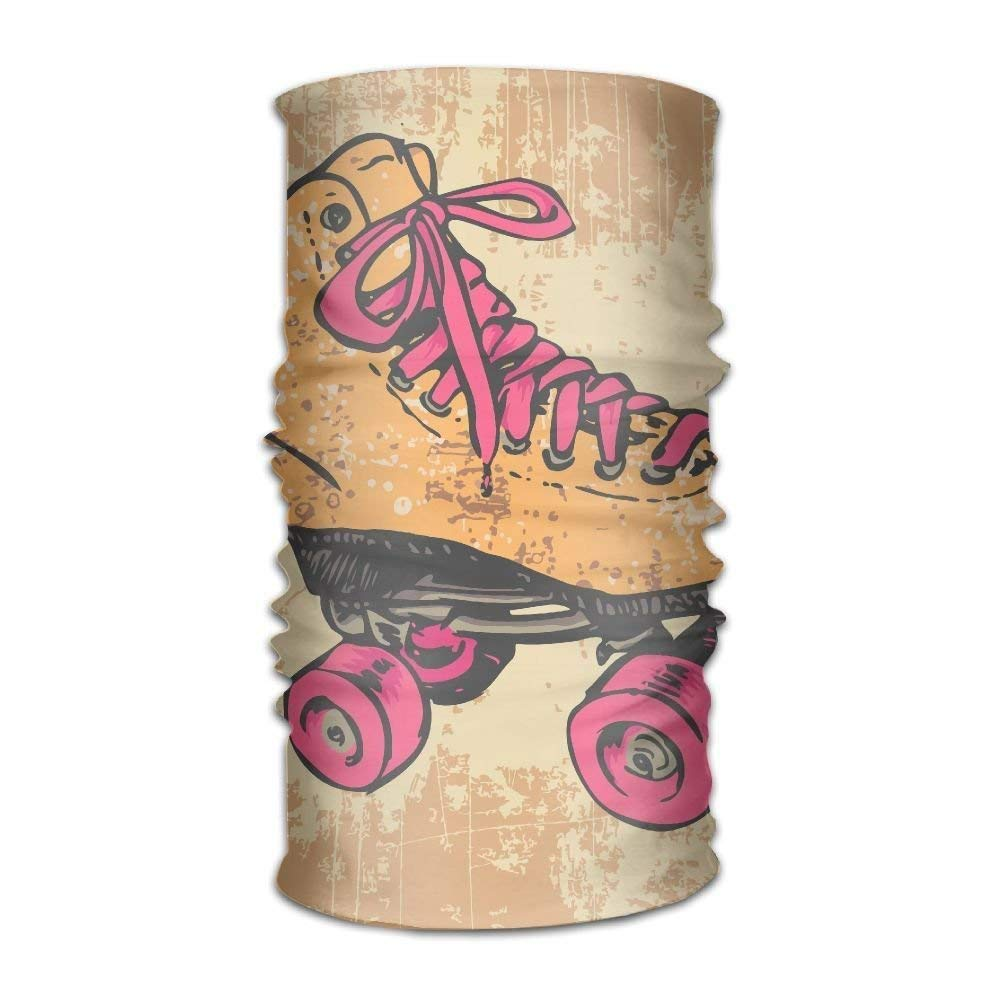 Retro Roller Skate Athletic Bandana diadema, cinta para la cabeza ...