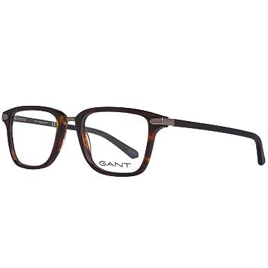 43cef28222 Eyeglasses Gant GA 3116 GA 3116 052 dark havana at Amazon Men s ...