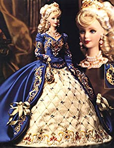 Gothic Porcelain Doll Costume