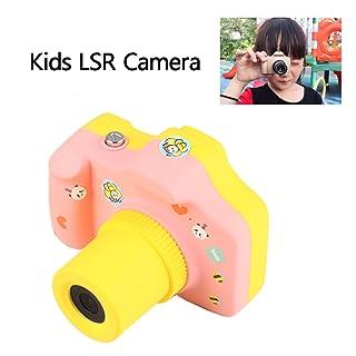 TR.OD Kids Toy Digital Camera 1.5' LCD Mini Camera Cute Birthday/Christmas Gifts Pink HITTIME DYAC249419 01 01WAKLCA