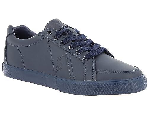 Ralph Lauren - Zapatillas de deporte para hombre, azul (azul marino), 40 EU: Amazon.es: Zapatos y complementos