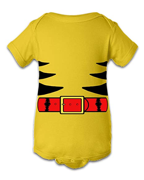 4aea7e9a00ab Amazon.com  Tee Tee Monster Baby Wolverine Inspired Onesie  Clothing
