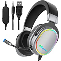 OOX Xbox One Gaming Headphones with LED Light