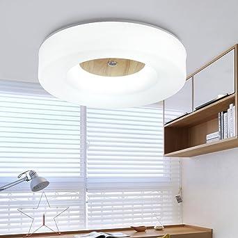 BBC Runde Schlafzimmer Deckenleuchte Lampen Chinesischen Meldet 12 Licht  Minimalistischen Modernen Skandinavischen LED Leuchten