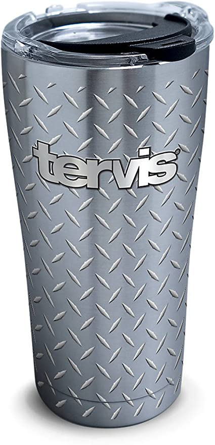 Amazon.com: Tervis 1277443 vaso, 20 oz, acero inoxidable ...