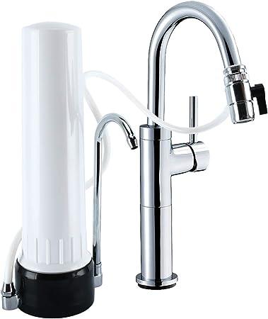 Homend - Filtro purificador de Agua para Agua Potable (Filtro de ...