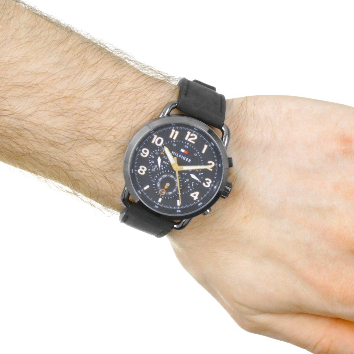 Tommy hilfiger briggs 1791426 Mens quartz watch  Amazon.ca  Watches 18c9806ce72