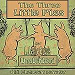 The Three Little Pigs | L. Leslie Brooke