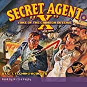 Yoke of the Crimson Coterie: Secret Agent X #41 | G.T. Fleming-Roberts