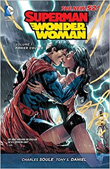 Image result for new 52 Superman and Wonder Woman