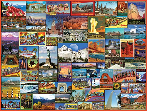 Top jigsaw puzzles national parks