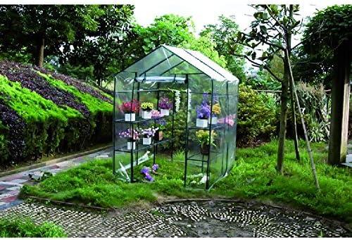 Invernadero de pasillo verde Big XL: Amazon.es: Jardín