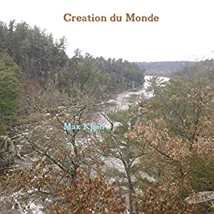 Creation du Monde Audiobook