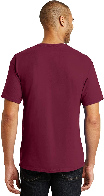 Hanes Mens Tagless T-Shirt