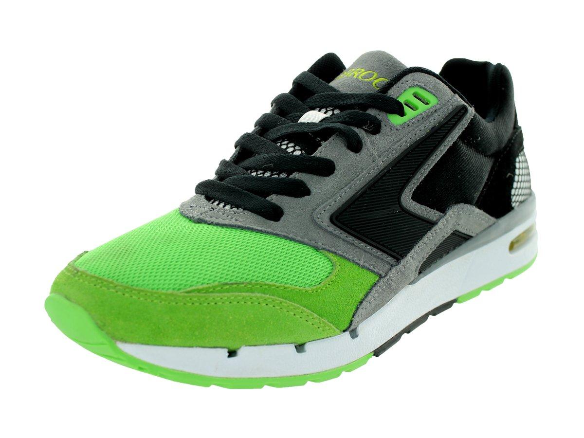 Men's/Women's Broooks Fusion Running Shoe Greenflash/Black/Darkgrey 201420152016
