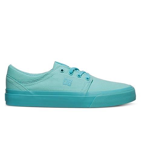 DC Trase TX J Shoe BKW - Zapatilla Baja Mujer: DC Shoes: Amazon.es: Zapatos y complementos