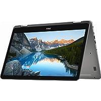 "Dell Inspiron 7000 17.3"" FHD Touchscreen 2 in 1 Laptop Computer, 8th Gen Quad Core i7-8550U up to 4.0GHz, 16GB DDR4, 2TB HDD, MX150 2GB, 802.11ac WiFi, Bluetooth, USB-C, Backlit Keyboard, Windows 10"