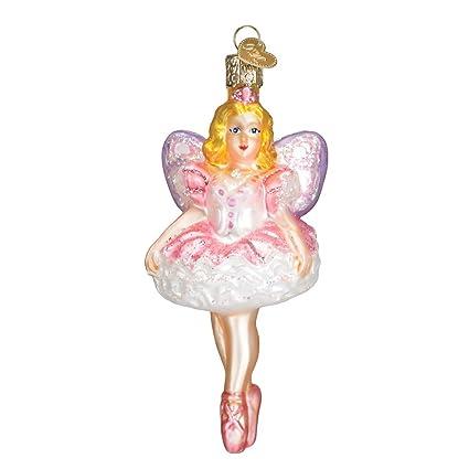 Old World Christmas Ornaments: Sugar Plum Fairy Glass Blown Ornaments for  Christmas Tree - Amazon.com: Old World Christmas Ornaments: Sugar Plum Fairy Glass